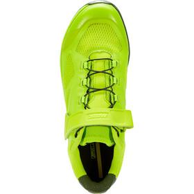 Mavic XA Elite II Buty Mężczyźni, lime green/duffel/duffel